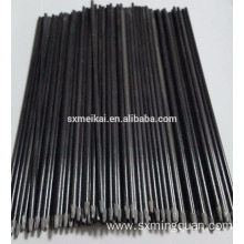 Black Fiberglass stick/Fiberglass support tapered end